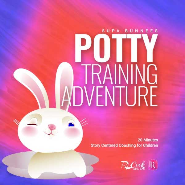 Supa Bunnee's Potty Training Adventure.