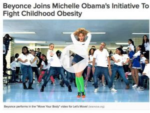 Beyonce-Joins-Michelle-Obama's-Initiative-To-Fight-Childhood-Obesity
