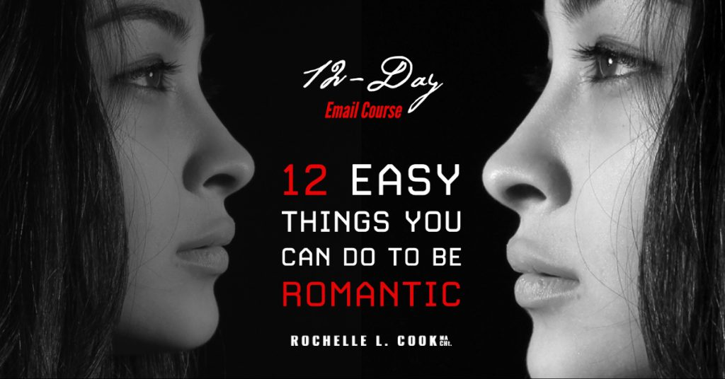12 Easy Things You Can Do to be Romantic